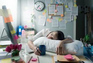как справиться с усталостью