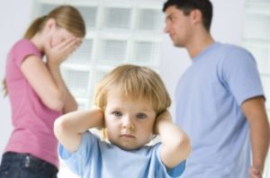 нежеланный ребёнок в семье