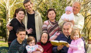 особенности российской семьи