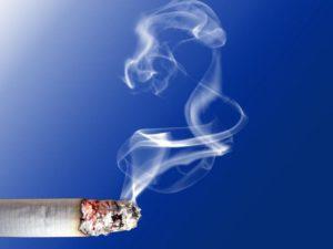 профилактика онкологических заболеваний - сигареты