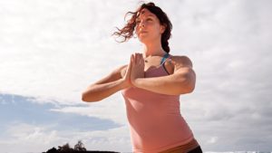 упражнение от тревоги